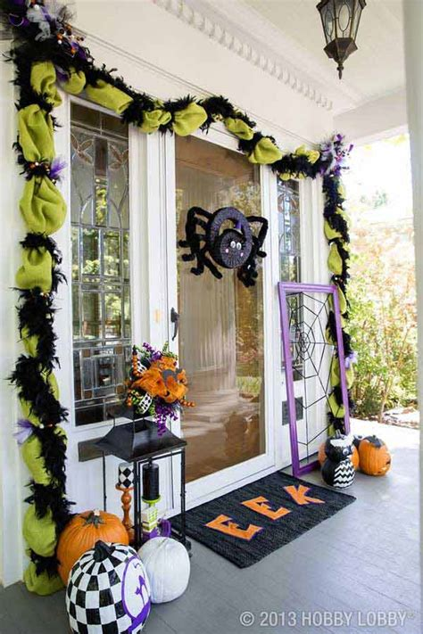 Top 41 Inspiring Halloween Porch Décor Ideas  Amazing Diy. Petting Zoo Party Decorations. Ikea Chairs Living Room. Floor Decorative Vases. Pool Decor. High Top Dining Room Table. Michaels Wedding Decorations. Home Decor Curtains. Decorative 3d Wall Panels