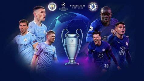 PREDIKSI & H2H Final Liga Champions Manchester City vs ...