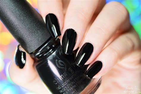 Best Drug Store Black Nail Polish