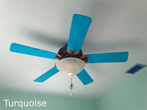 ceiling fan blade covers solid prints