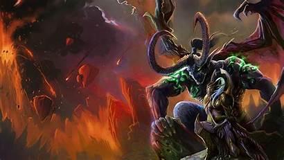 Warcraft Wallpapers Illidan Wallpapertag Android