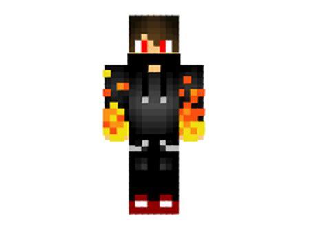 fire boy skin  minecraft minecraft skins