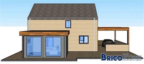 conseil toiture plate annexe maison
