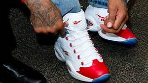 NBA - Allen Iverson's debut shoe an unquestioned piece of ...