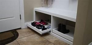 How To Make A Drop Zone Storage Bench