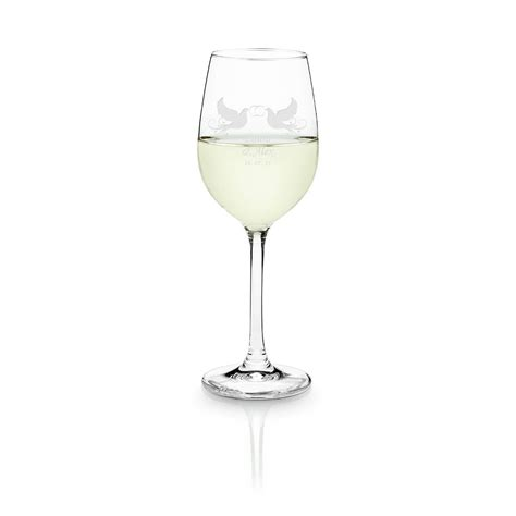 bicchieri da bianco bicchiere da bianco personalizzabile regali it