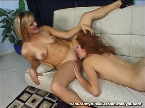 Lesbian Seduces Unwilling Girl