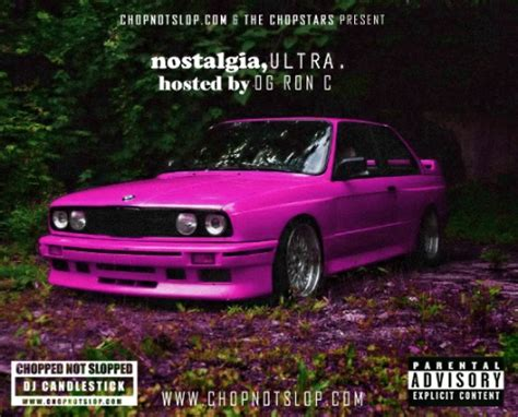 frank ocean nostalgia ultra chopped screwed og