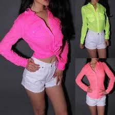 Why Neon Clothes Went Out of Fashion in the 80's