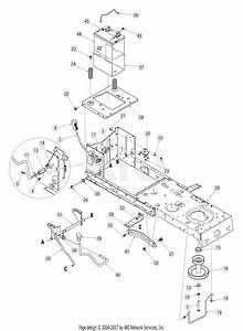 Mtd 13ac762f729  2005  Parts Diagram For Pto  U0026 Controls