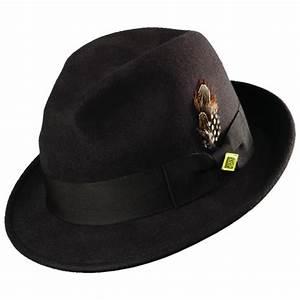 Conlon Wool Fedora Hat