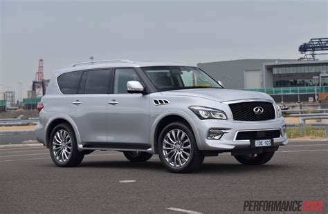 Review Infiniti Qx80 by 2015 Infiniti Qx80 Review Performancedrive