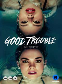 voir la serie good trouble saison  episode  en