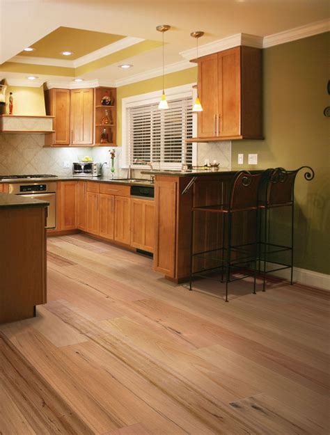 Bamboo Kitchen Flooring Ideas
