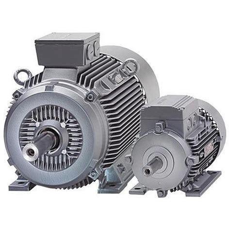 Siemens Electric Motors by Siemens Motors Power 0 18 7 5 Kw Makharia Machineries