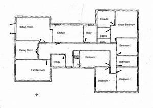 luxury 5 bedroom bungalow house plans new home plans design With new house 5 bedroom design