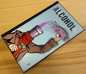 The Playful Yet Sobering Anti-Alcohol Posters of the ...