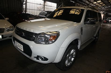 ford everest  car  sale metro manila