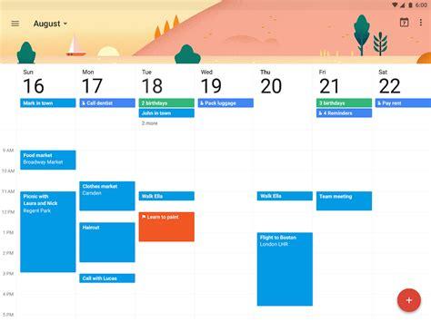 google calendar calendar android apps on play