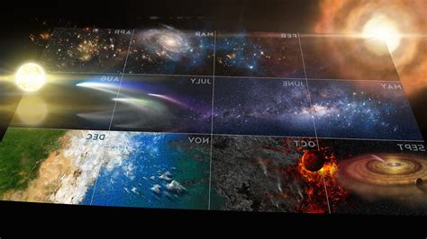 A Spacetime Odyssey Wallpapers Hd / Desktop And