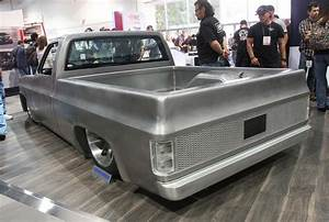 This 1986 Chevy C10 Is A Bare-metal Knockout