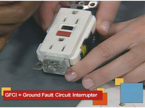 Install A Gfci Outlet  Howtos Diy