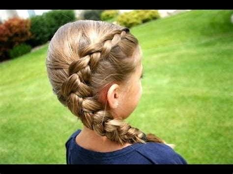 super cool hairstyles  girls