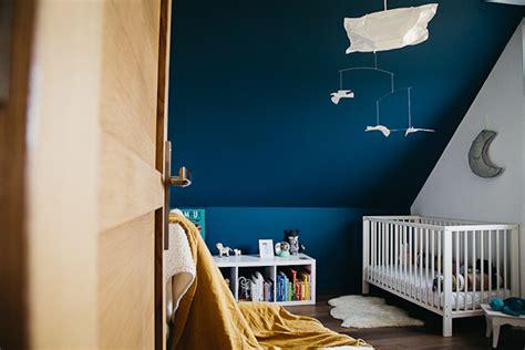 chambre bébé bleu canard la chambre bébé de petit m bébé et décoration enfant