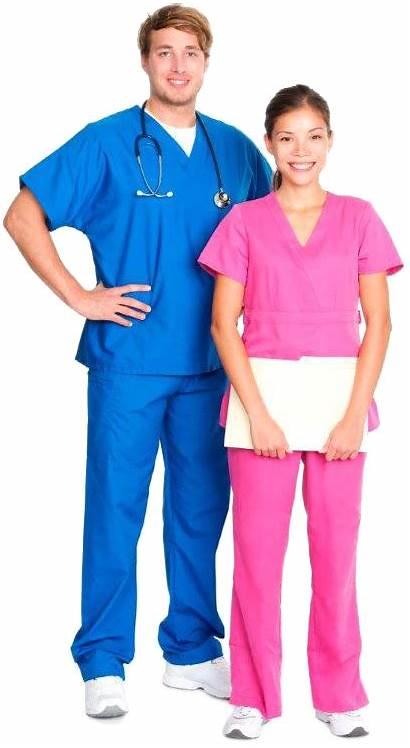 Medical Scrubs Office Patient Patients Pants Assistant