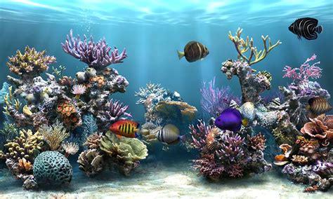 sim aquarium  screensaver megagames