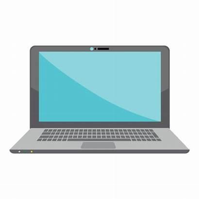 Laptop Icon Flat Transparent Svg Vector Vexels