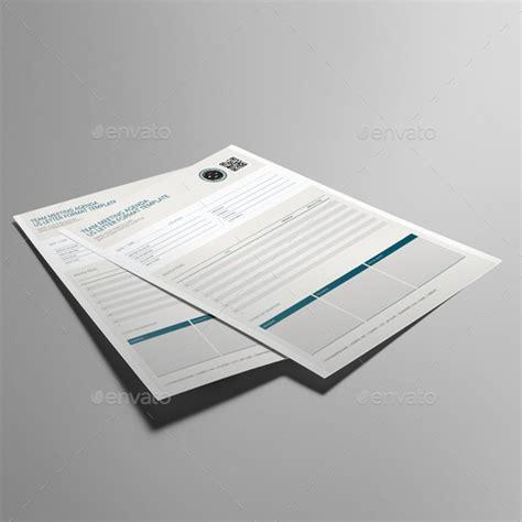 team meeting agenda  letter template  keboto