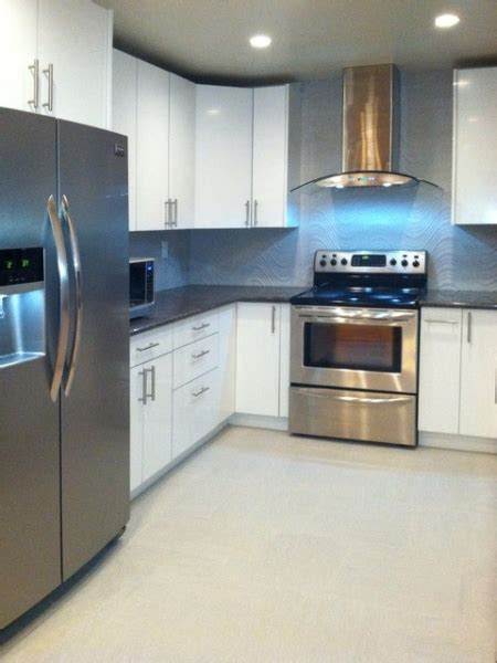 kitchen gray cabinets acrylic countertop colors ashen luxury project on www 1781