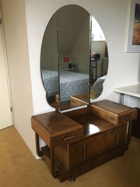 spiegel deco deco toilettafel met spiegel catawiki