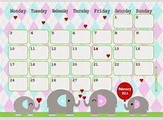 Quotes February 2014 Calendar QuotesGram