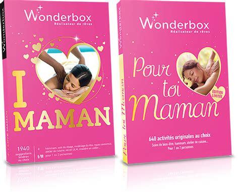 wonderbox cuisine wonderbox les nouveaux coffrets pour la fête des mères a vos assiettes recettes de cuisine