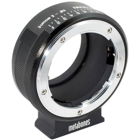 metabones nikon g lens to sony nex adapter