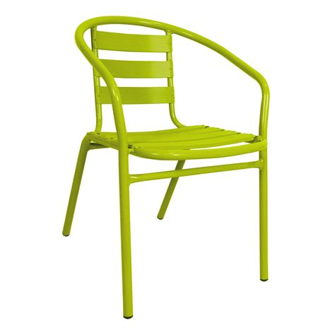 chaise aluminium pas cher chaise de jardin a gifi