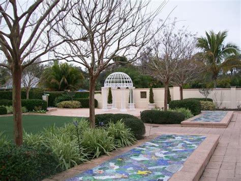 wedding garden picture of florida botanical gardens