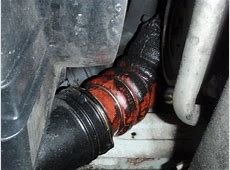 Boost Hose for BMW 335 Diesel E90 Series FMBH335D