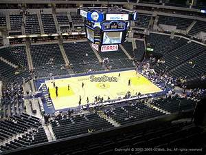 Indiana Pacers Arena Seating Chart Indiana Pacers Bankers Life Fieldhouse Section 210
