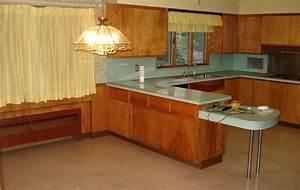 Restoring & Updating a Vintage 1950s Kitchen - Kitchen