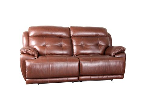 Electric Loveseat Recliner baltimore electric manual recliner loveseat leather