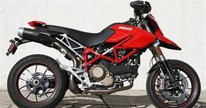 Ducati Hypermotard 1100 1100s 2008