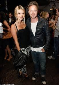 Aaron Paul And Wife Related Keywords & Suggestions - Aaron ...