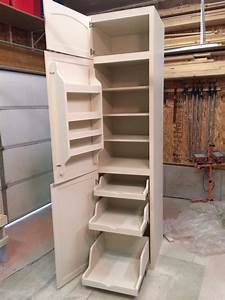 Ana White Kitchen Pantry - DIY Projects
