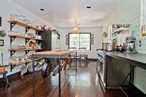 industrial style kitchen islands 50 fabulous shabby chic kitchens that bowl you