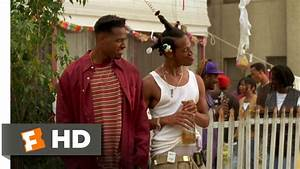 Don't Be a Menace (2/12) Movie CLIP - Bet You I Could Get ...