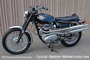 1969 Bsa A65