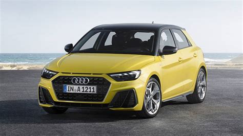 2019 Audi A1 Sportback Is A Handsome Half Pint With Up To